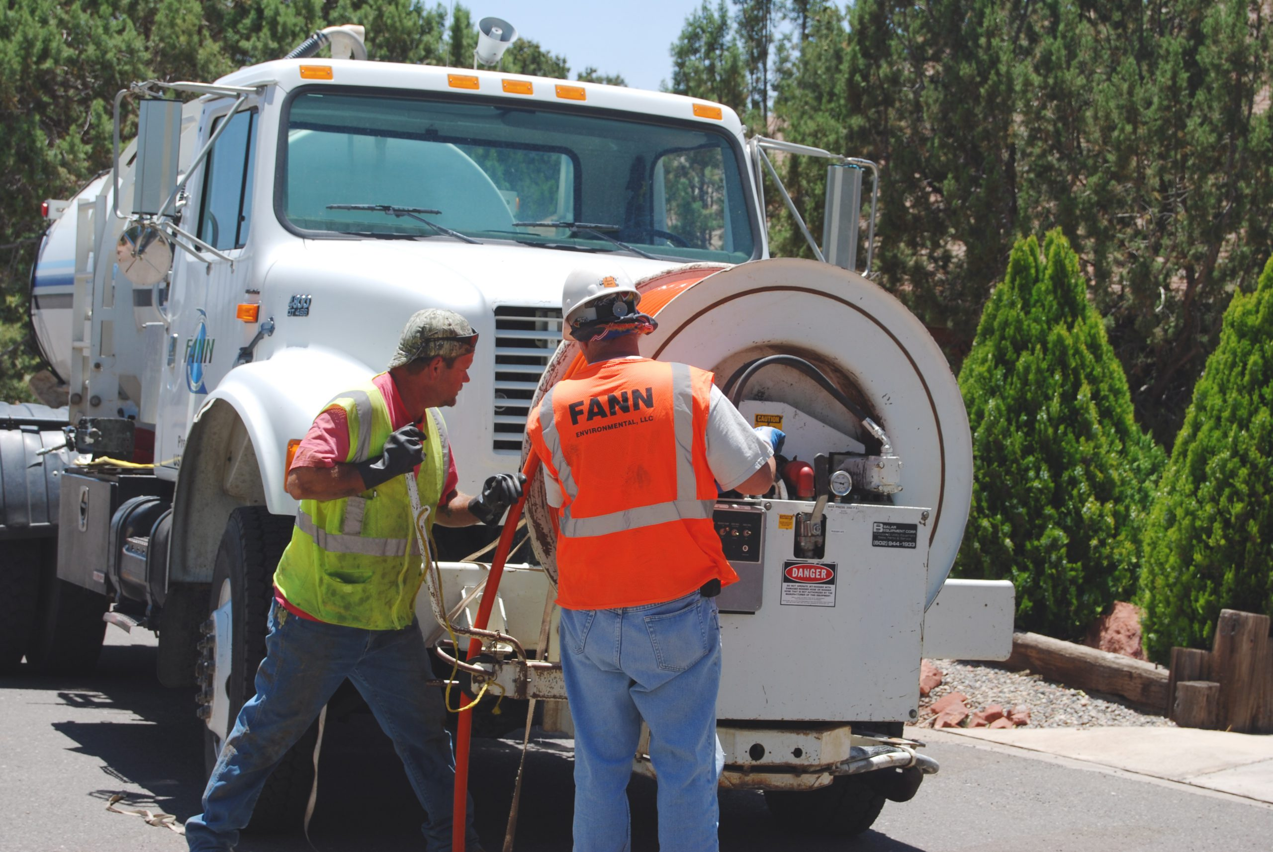 Sedona Sewer Cleaning